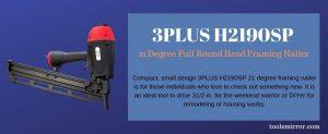 3PLUS H2190SP Framing Nailer