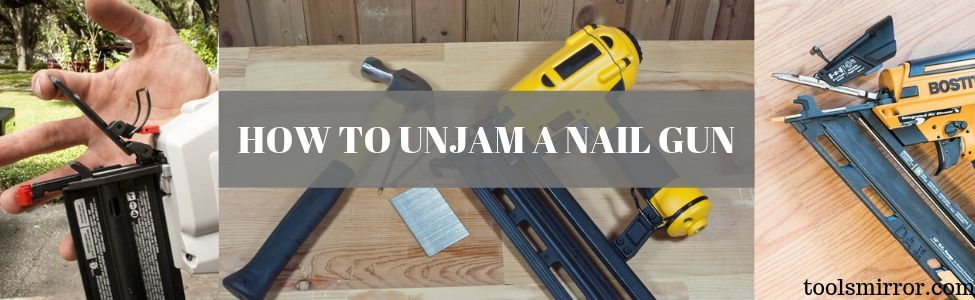 Nail Gun Not Shooting Nails – What would you've to do next?