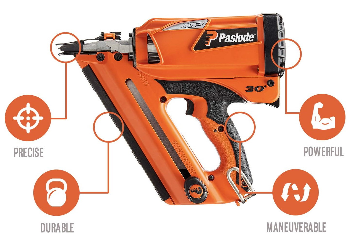Paslode CF325XP framing nailer