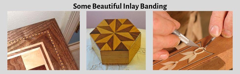 Some beautiful Inlay banding