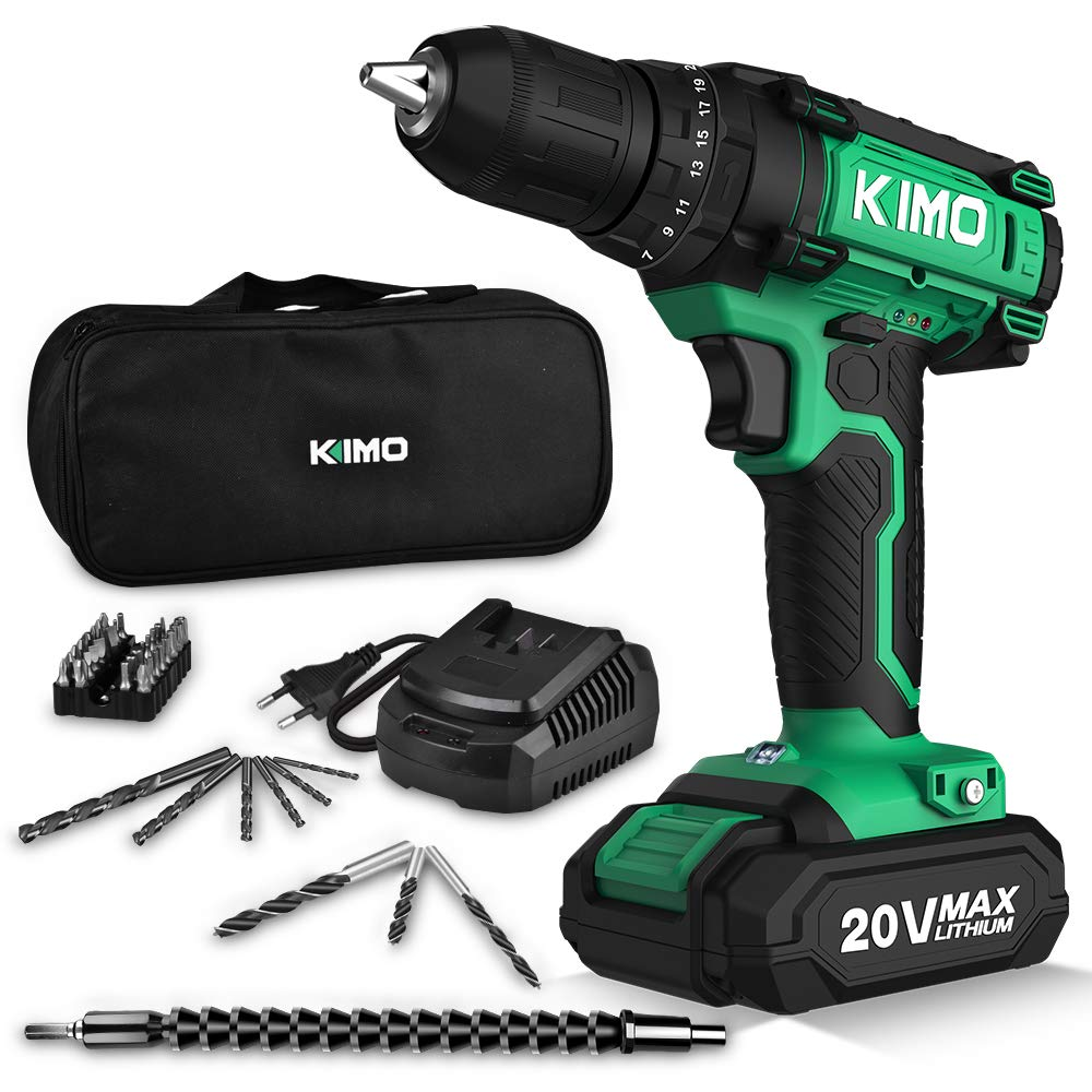 Kimo cordless drill