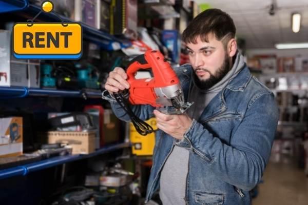 Nail Gun Rental
