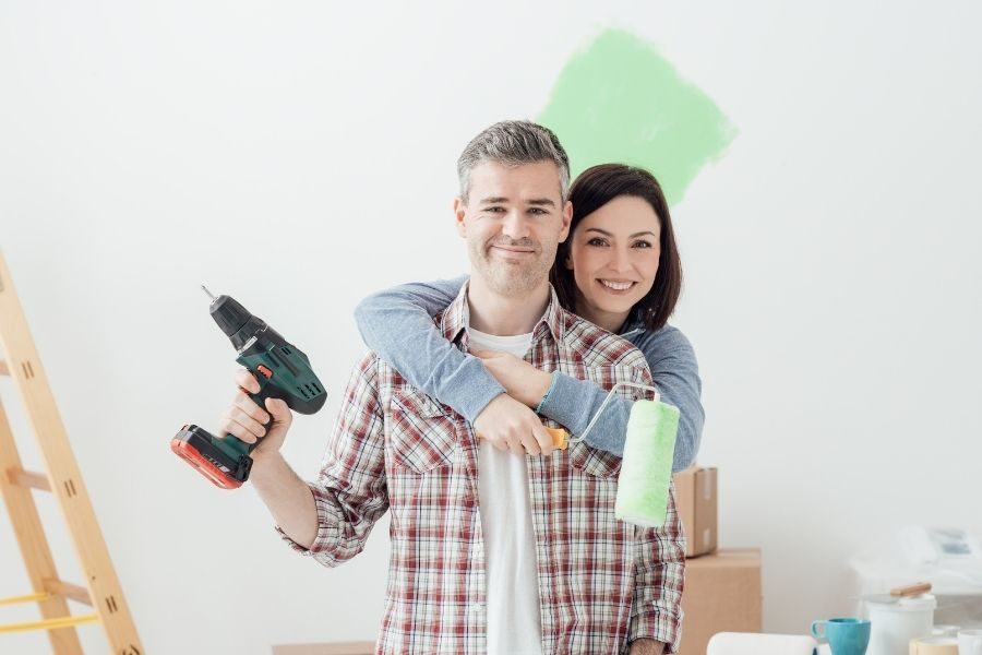 Power tools for home improvement